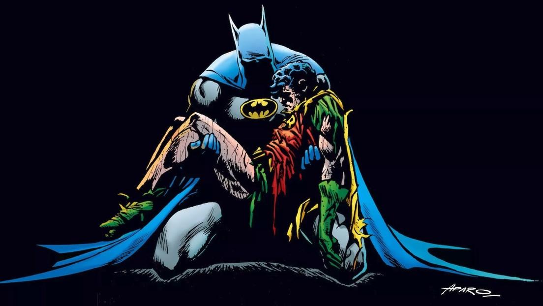 FOTOS: El icónico cómic de Batman en el que Robin muere tenía un final oculto y DC lo revela