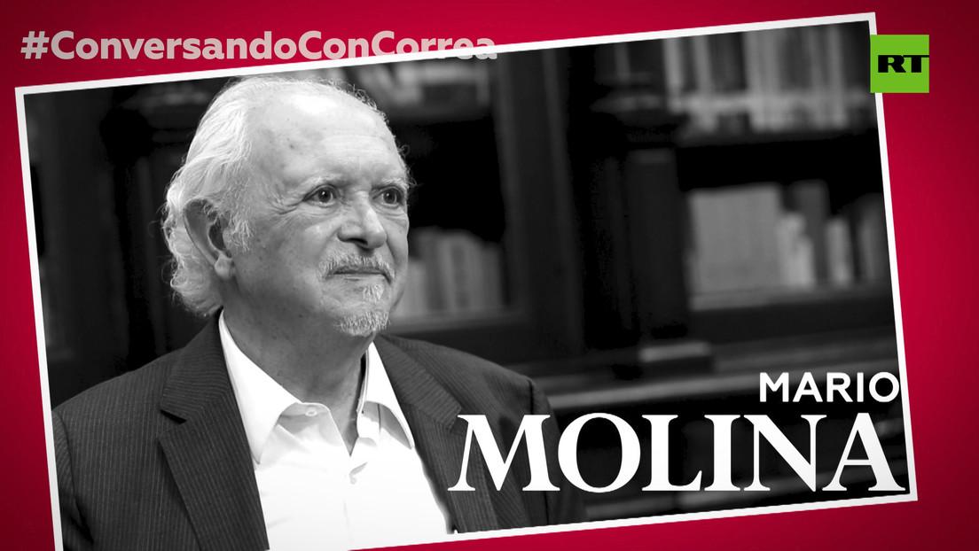 """Mario Molina, Premio Nobel de Química: """"El Partido Republicano no acepta el cambio climático por razones políticas, eso todavía nos afecta mucho"""""""