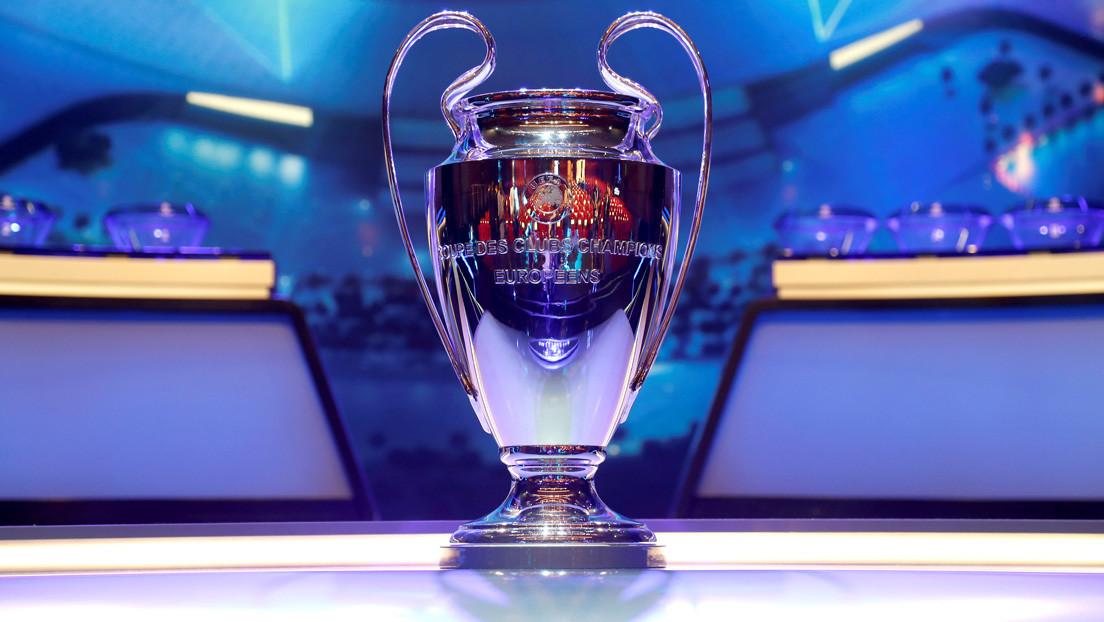 UEFA suspende los partidos de la Liga de Campeones y la Europa League por la pandemia de coronavirus