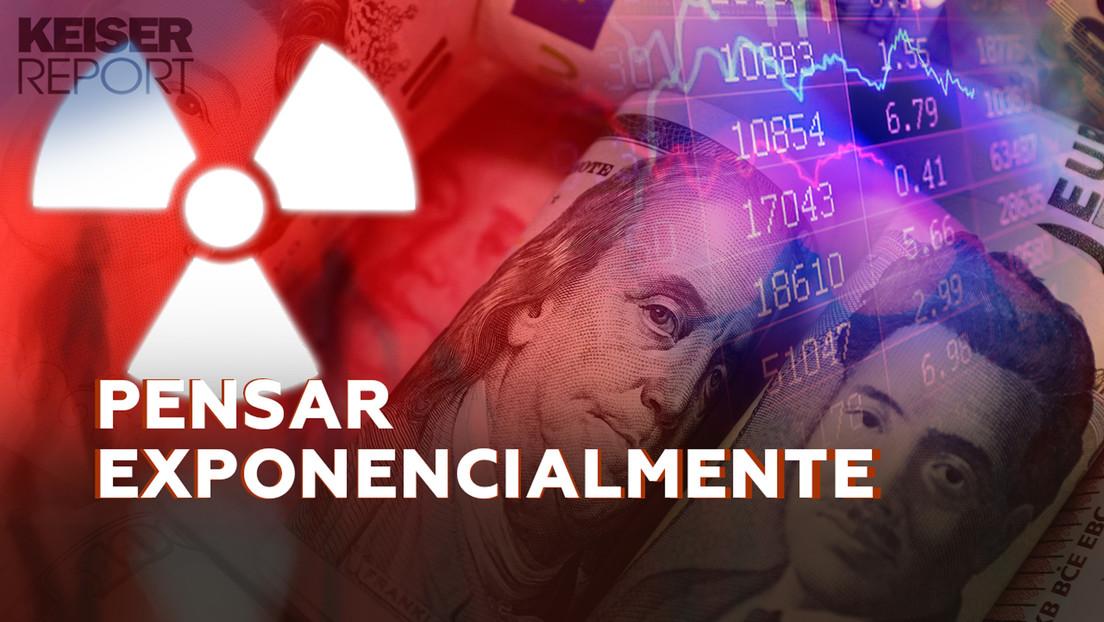 """""""Los bancos centrales son el cáncer de la sociedad"""""""