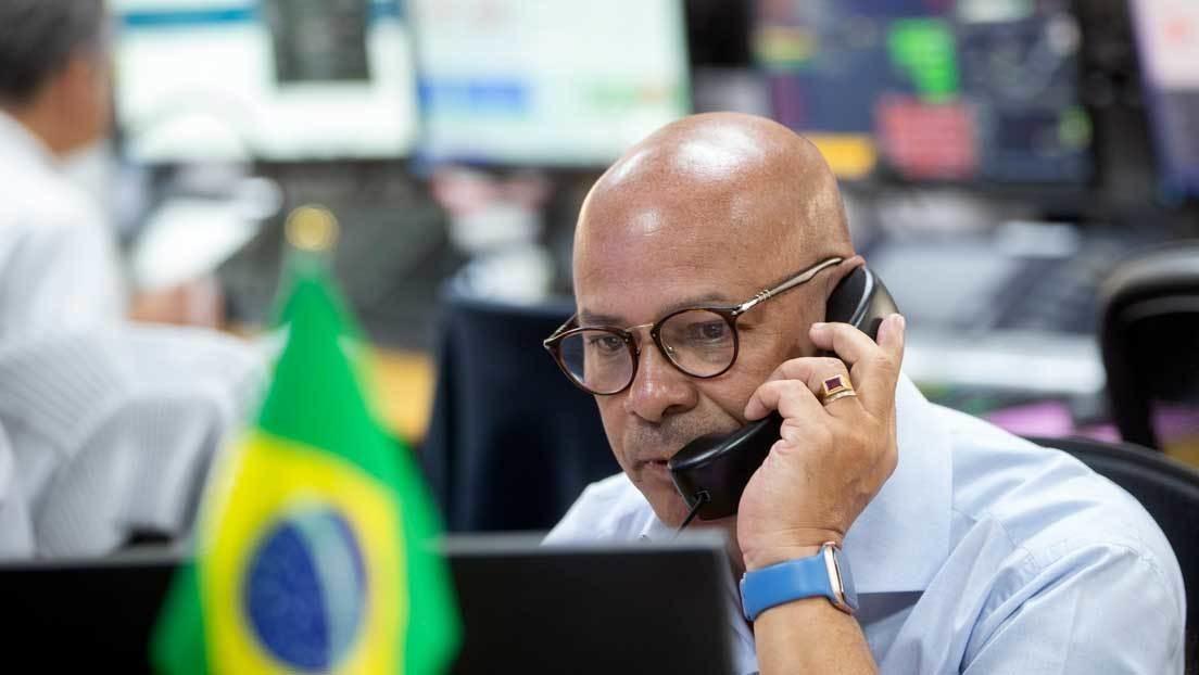 Por primera vez la bolsa de Brasil suspende sus operaciones tres veces en la misma semana
