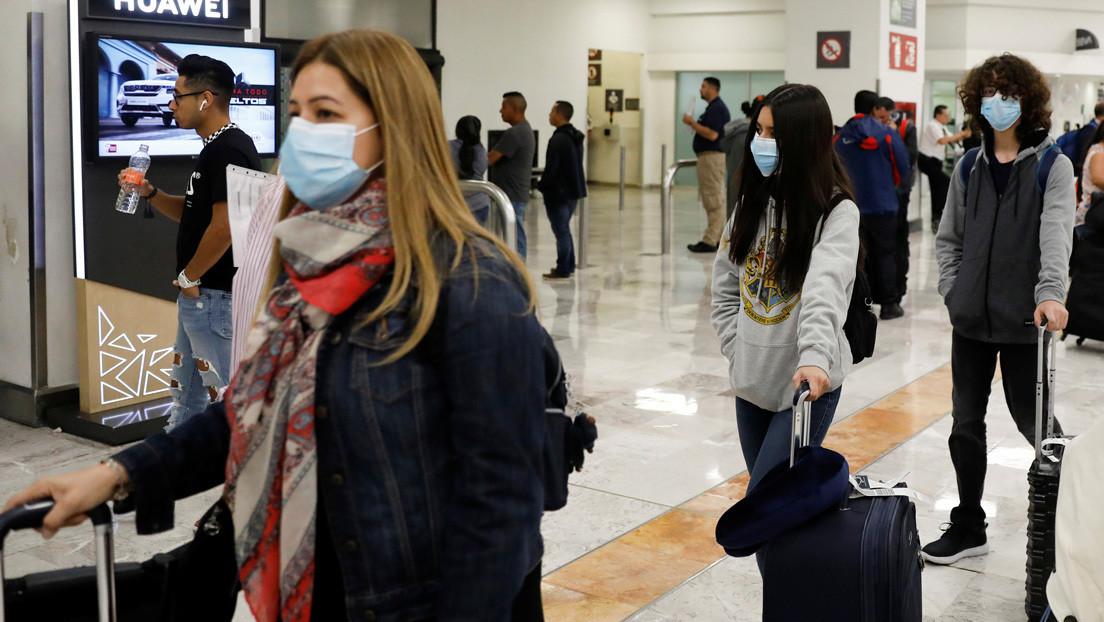 """México no restringirá vuelos ni cerrará sus fronteras por el coronavirus porque """"no hay demostración científica"""""""