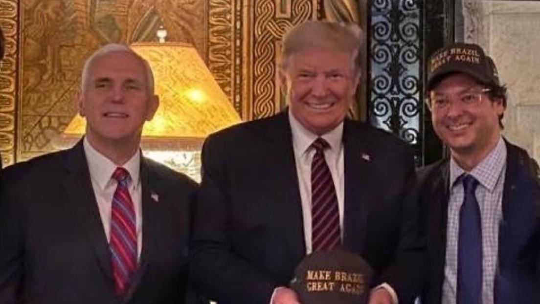 Un funcionario que viajó con Bolsonaro a EE.UU. y participó en eventos con Trump da positivo al coronavirus