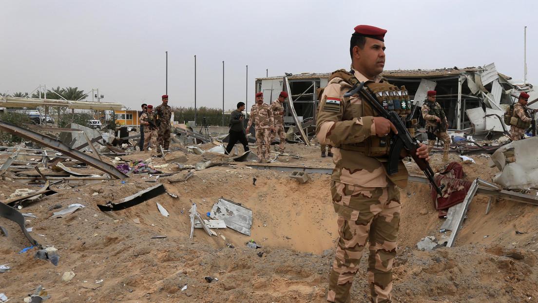 """Irán afirma que EE.UU. no es capaz de enfrentar las consecuencias de su """"presencia ilegal"""" en Irak"""