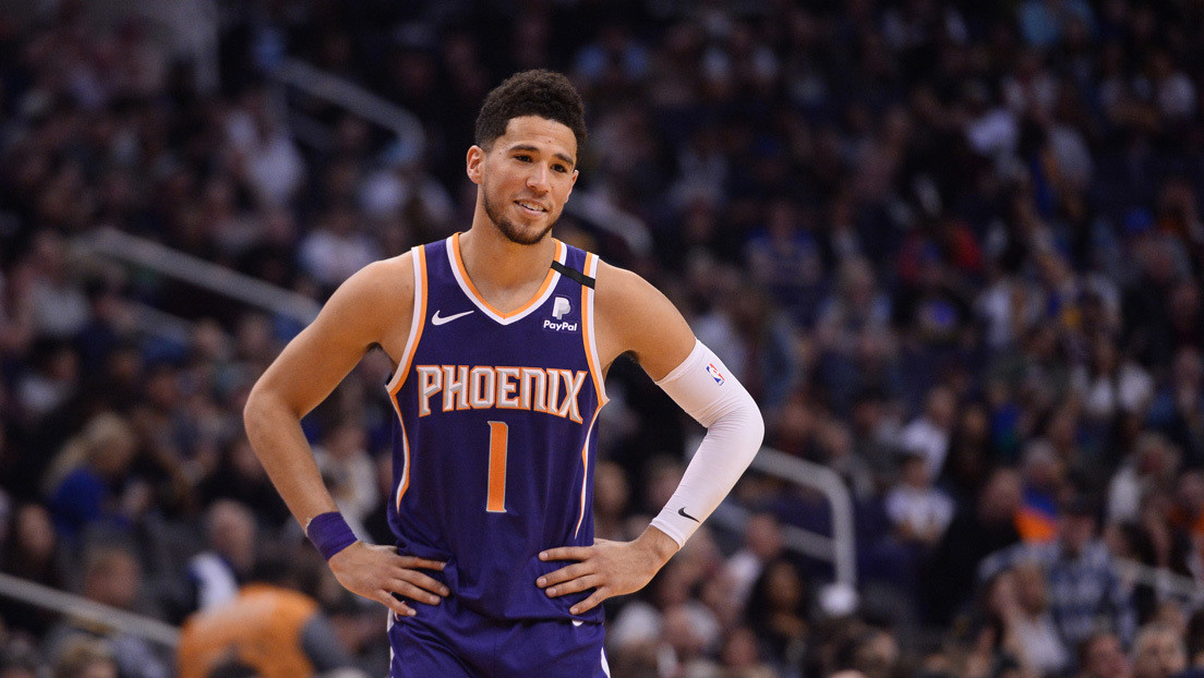 VIDEO: La reacción de un jugador de la NBA al enterarse de la suspensión de la liga a causa del coronavirus mientras juega 'Call of Duty'