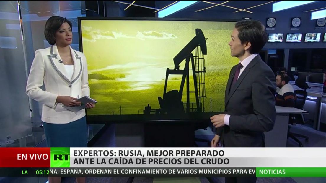 Expertos: Rusia está mejor preparada ante la caída del precio del petróleo