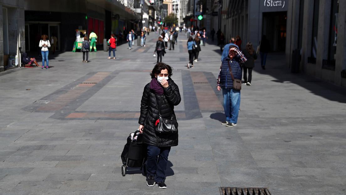 Se eleva a 120 la cifra de muertos en España por coronavirus y ya hay más de 4000 infectados