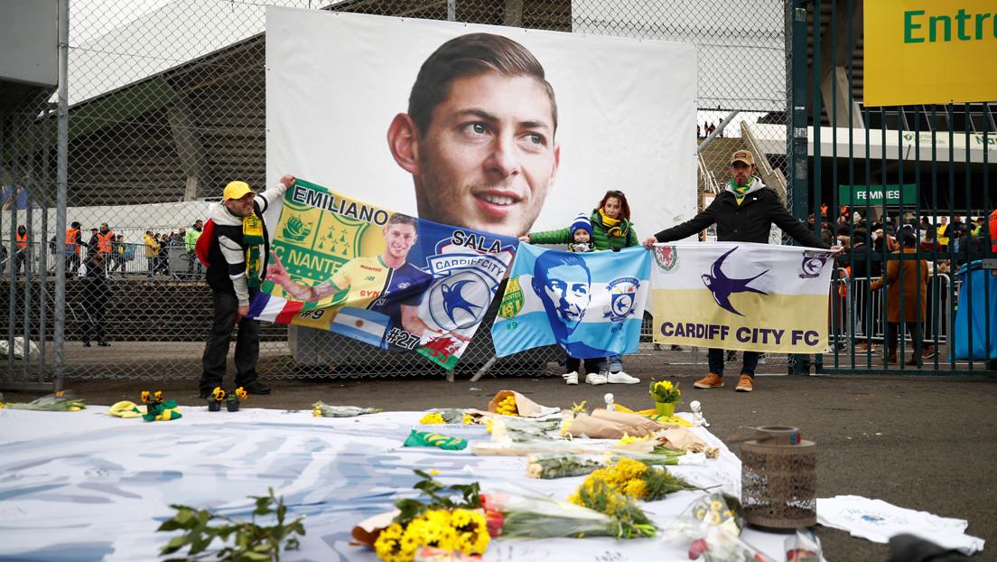 La avioneta en la que volaba el futbolista argentino Emiliano Sala iba demasiado rápido y el piloto perdió el control
