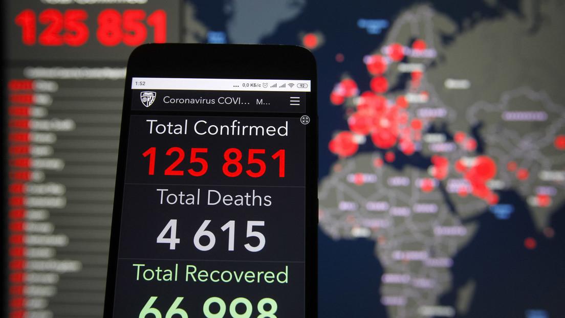 """OMS: """"Europa se ha convertido en el epicentro de la pandemia de coronavirus"""""""
