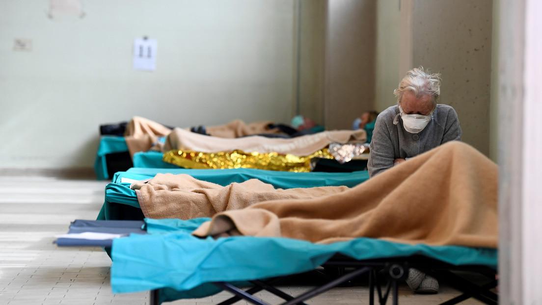 Mueren 250 personas por el coronavirus en Italia en las últimas 24 horas y el número de fallecidos aumenta hasta 1.266