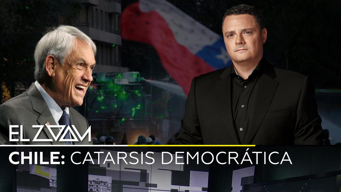 Chile: catarsis democrática