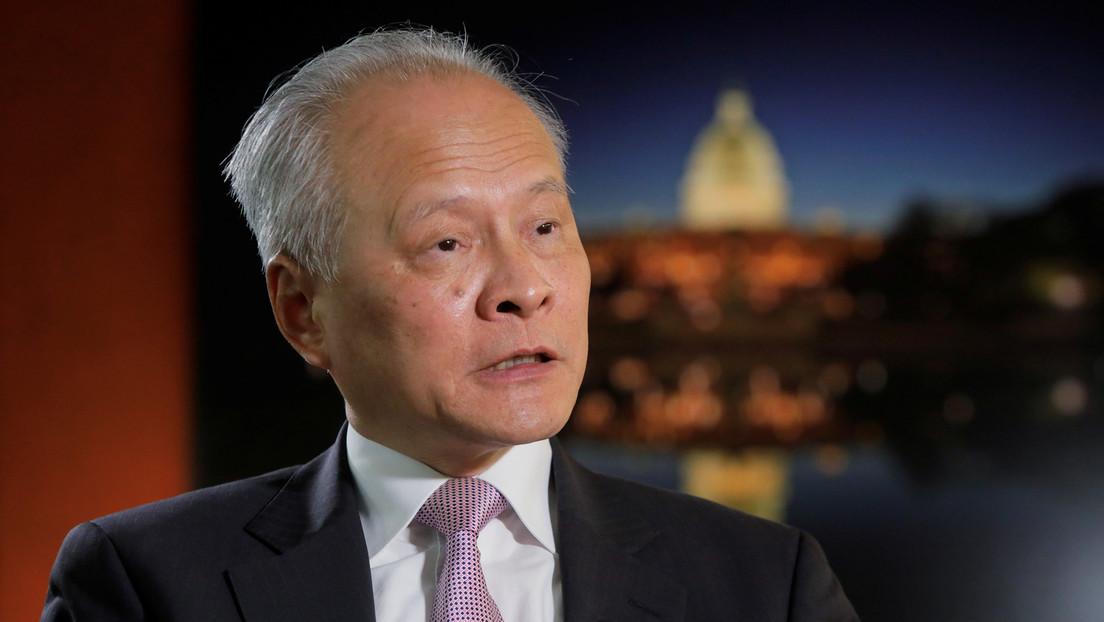 VIDEO: Washington convoca al embajador chino por la sugerencia de un funcionario de Pekín de que el Ejército de EE.UU. estaría detrás del coronavirus