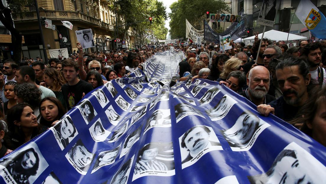 El temor al coronavirus en Argentina obliga a suspender por primera vez en la historia la marcha en repudio al golpe de Estado de 1976