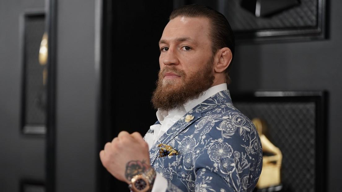 Conor McGregor anuncia la muerte de su tía, posiblemente por coronavirus