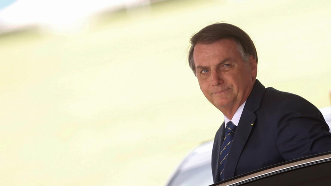Bolsonaro se someterá a una segunda prueba de covid-19 y estará en cuarentena durante unos días