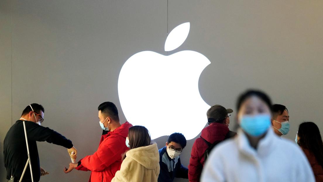 Apple cierra todas sus tiendas fuera de China por el coronavirus