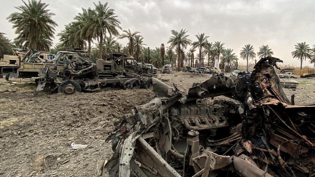 Irak afirma que el ataque contra su base militar no debería usarse como pretexto para operaciones extranjeras en su territorio