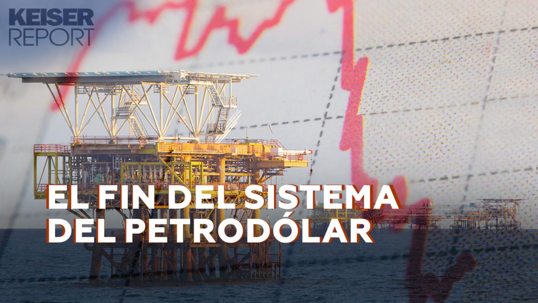 """La inminente caída del petrodólar y la oportunidad de Rusia de ganar la """"partida de póker geopolítico del petróleo"""""""