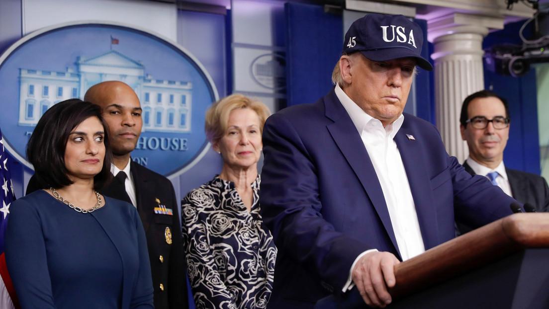 Trump dice que se hizo la prueba de coronavirus, aún no hay resultados
