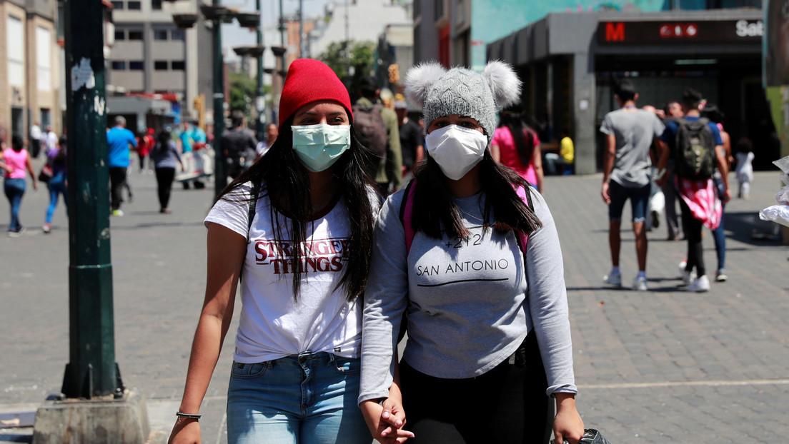 Venezuela declara 'cuarentena social' en siete estados por coronavirus