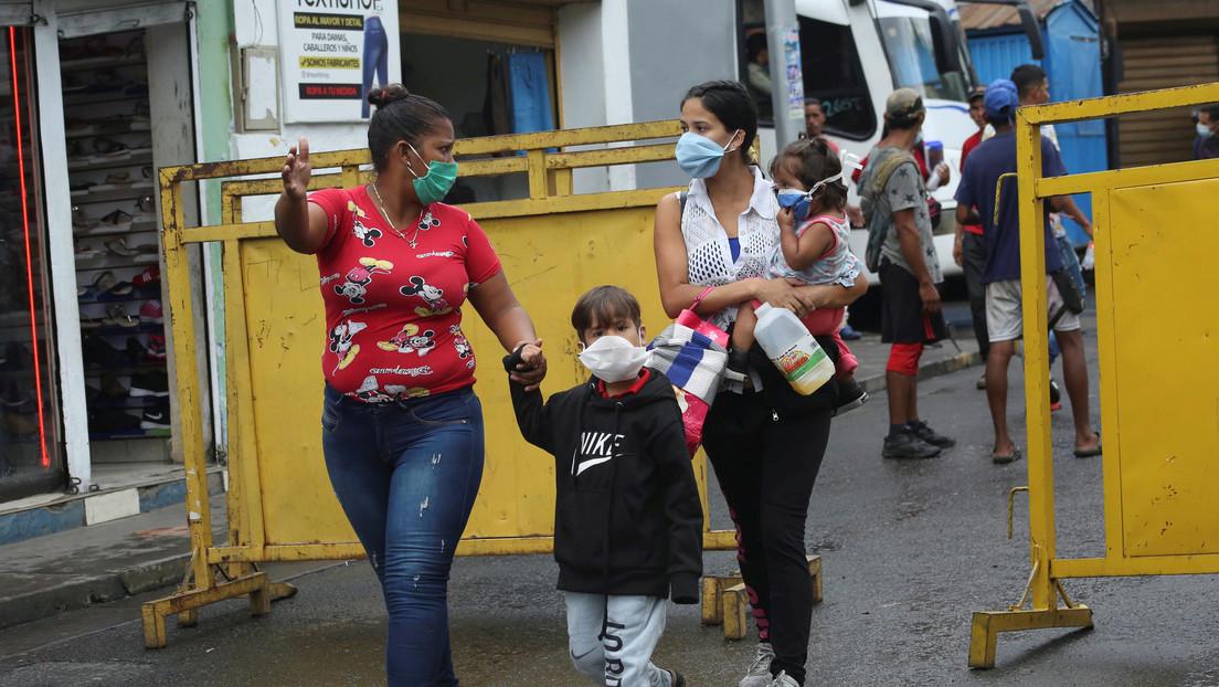 Colombia restringe el ingreso al país de personas no nacionales y no residentes