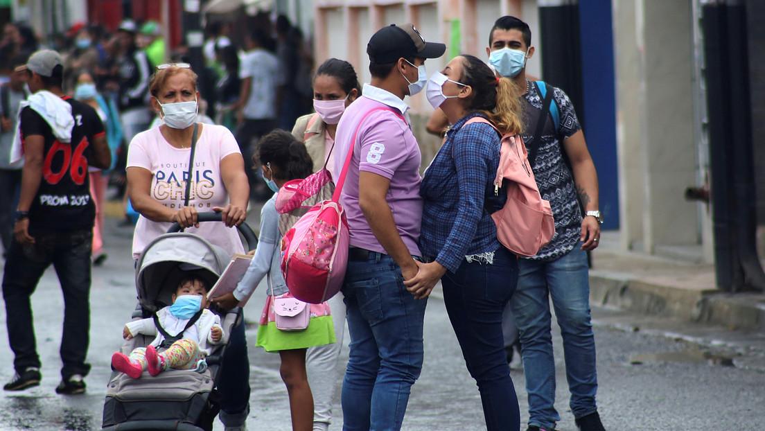 Aumenta a 17 el número de infectados con covid-19 en Venezuela