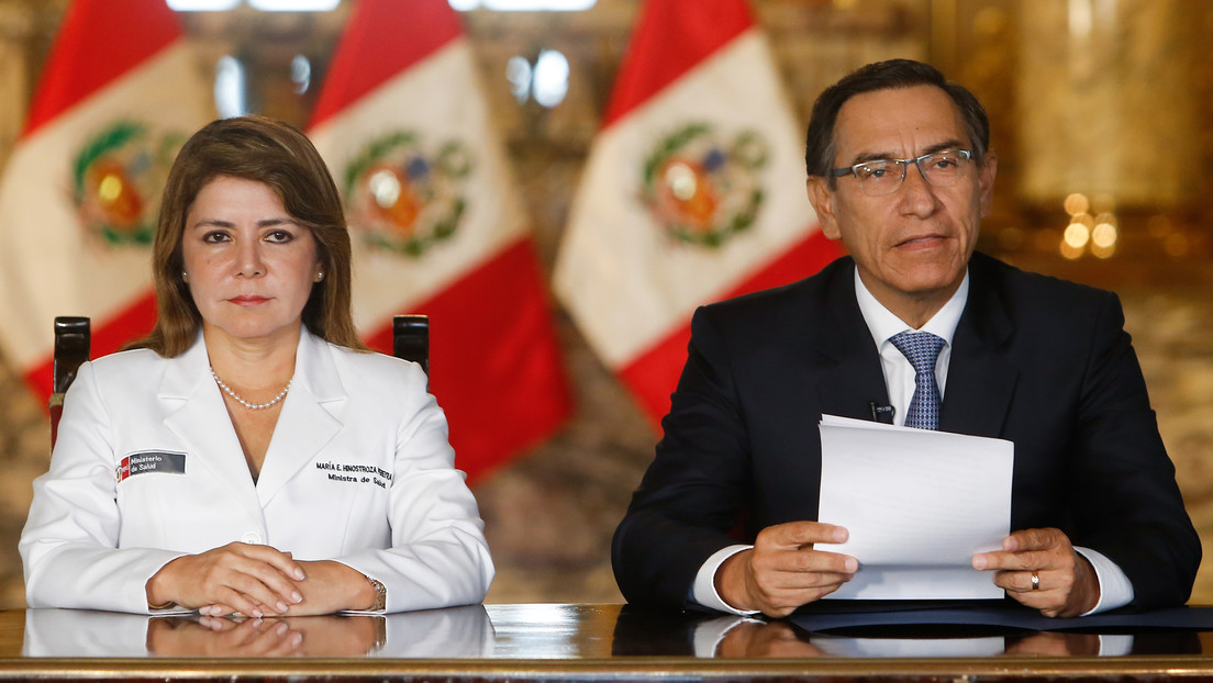 Martín Vizcarra declara el estado de emergencia nacional y cierre total de las fronteras de Perú por el coronavirus