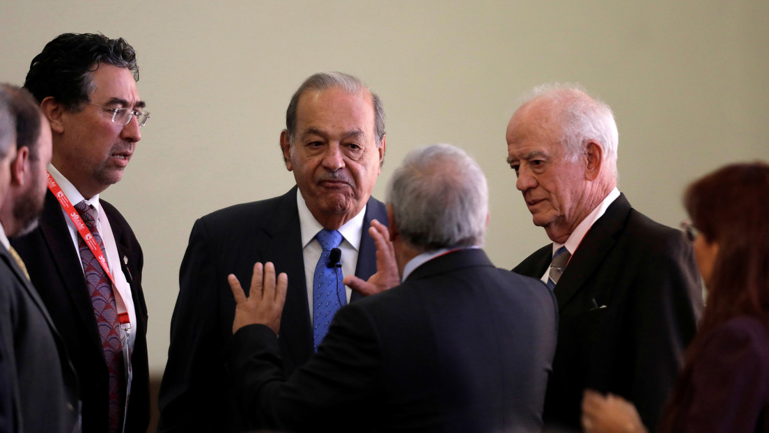 """Secretaría de Salud de México desmiente reportes de la muerte del primo de Carlos Slim, quien se encuentra """"en estado crítico"""""""