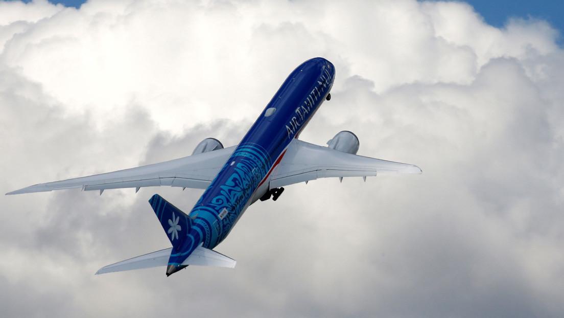 El virus crea el vuelo de pasajeros más largo del mundo