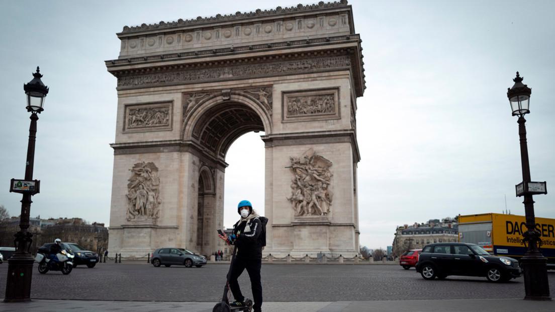 """La situación del coronavirus en Francia es """"extremadamente preocupante"""" advierte el director general de Sanidad"""