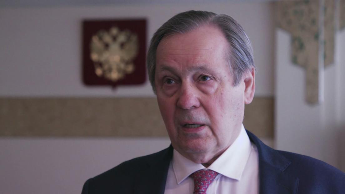 """Reconocido neumólogo ruso: """"El coronavirus puede provocar un brusco colapso inmunológico"""""""