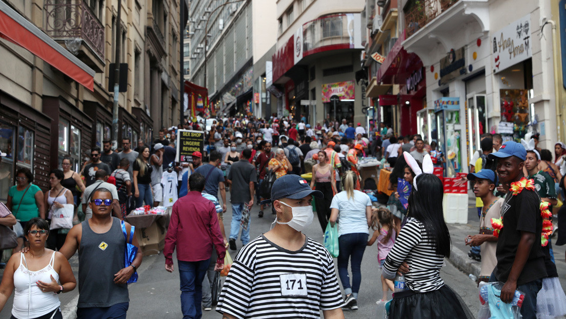 Río de Janeiro y Sao Paulo declaran el estado de emergencia por el coronavirus