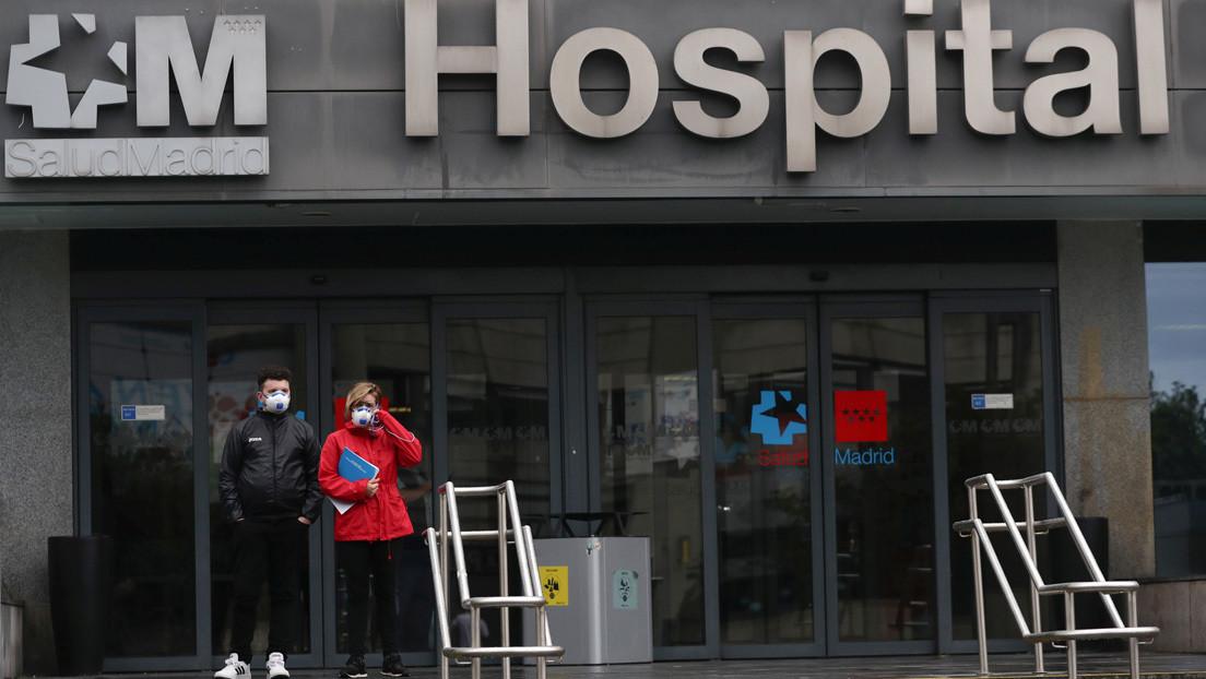70 positivos y al menos 17 fallecidos por coronavirus en una residencia de ancianos en Madrid