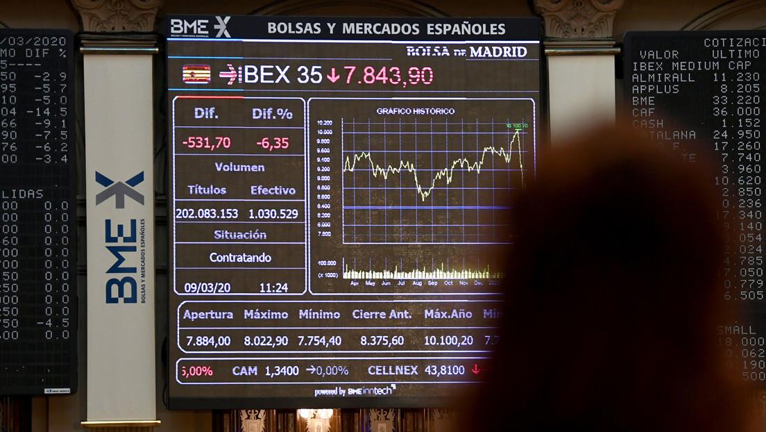 La prima de riesgo española sube hasta los 161 puntos básicos