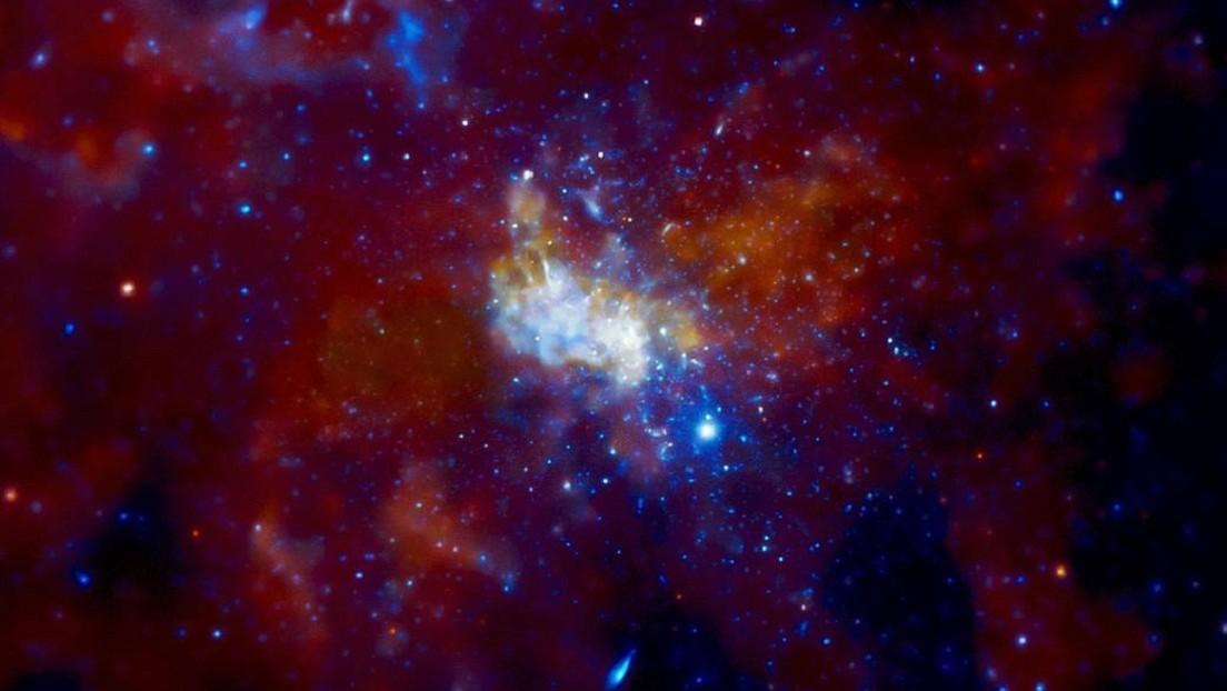 Se hace más activo el agujero negro supermasivo en el centro de nuestra galaxia