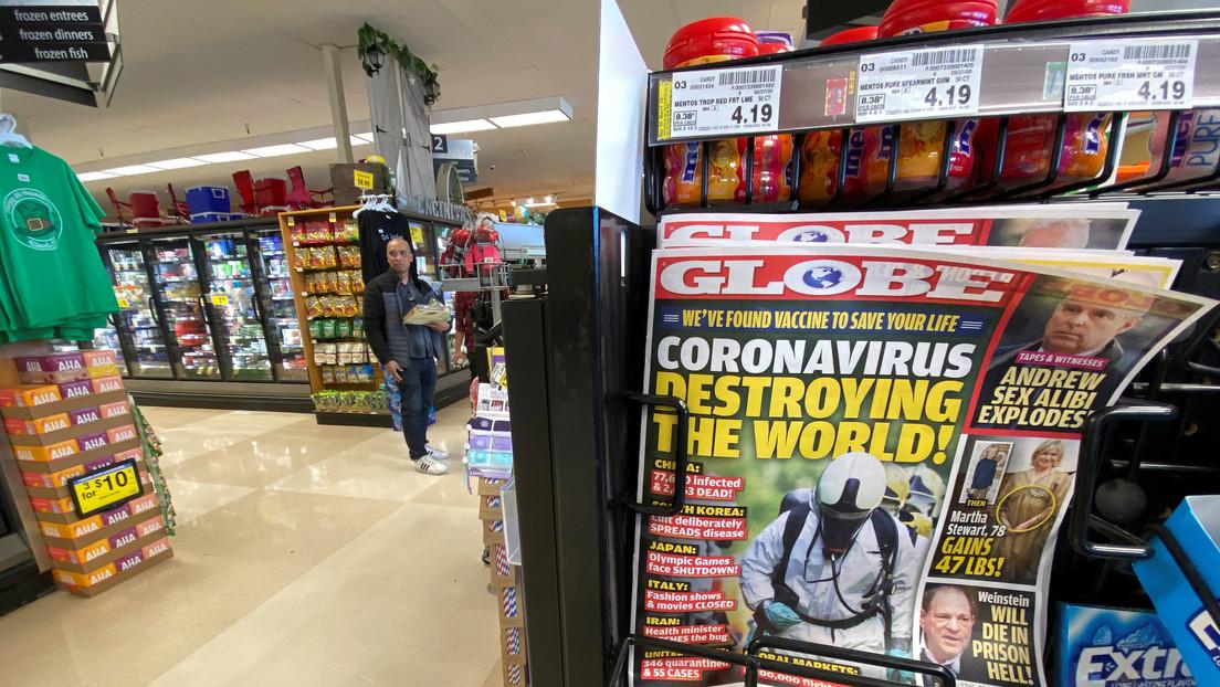 Trump podría enviar cheques de más de 1.000 dólares a los estadounidenses para combatir la crisis por el coronavirus