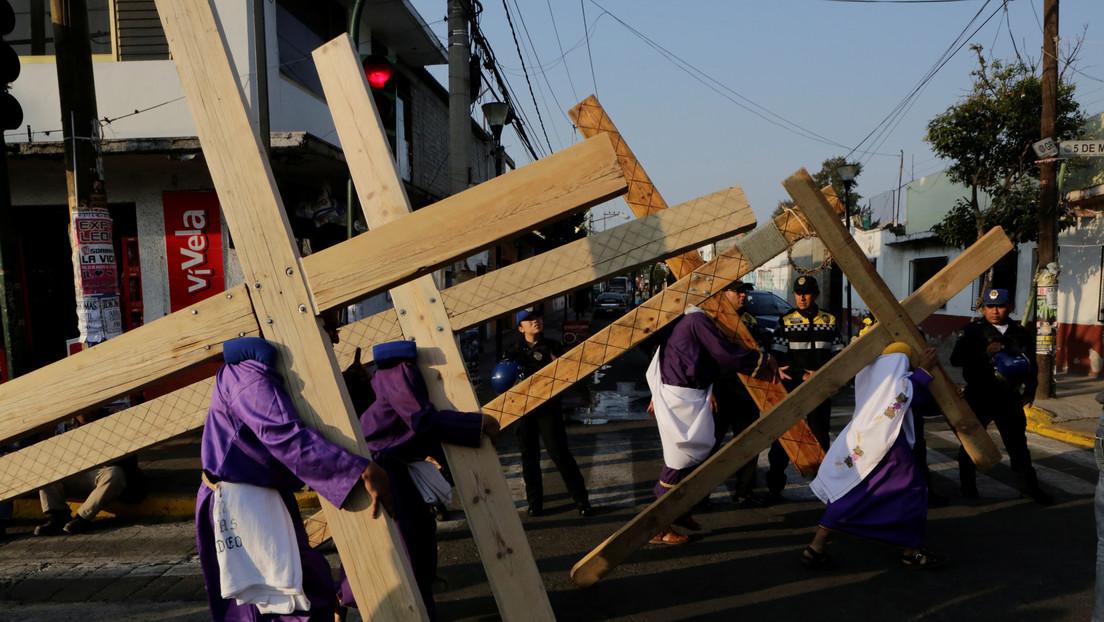 El multitudinario Vía Crucis de Iztapalapa en México será realizado sin público por temor al coronavirus