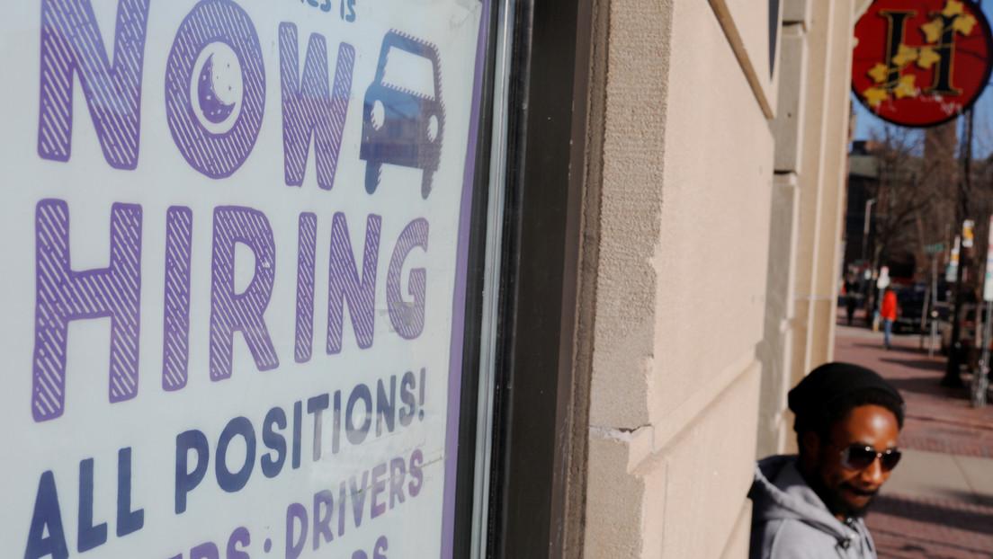 La tasa de desempleo en EE.UU. podría alcanzar el 20% por el coronavirus si el Gobierno no interviene