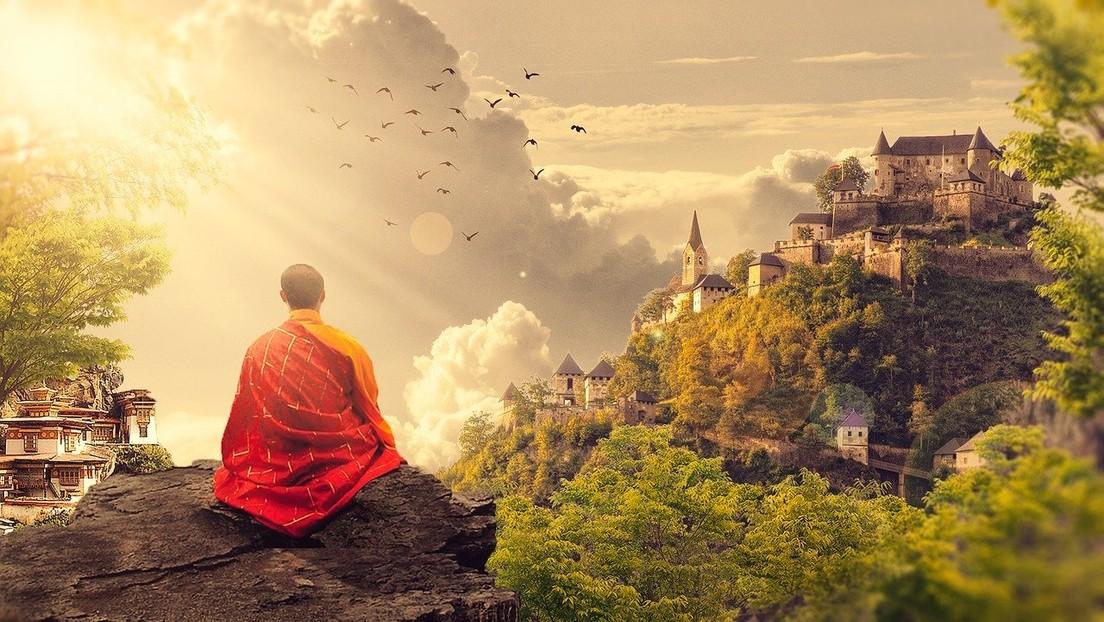La meditación redujo ocho años de envejecimiento en el cerebro de un monje budista tibetano