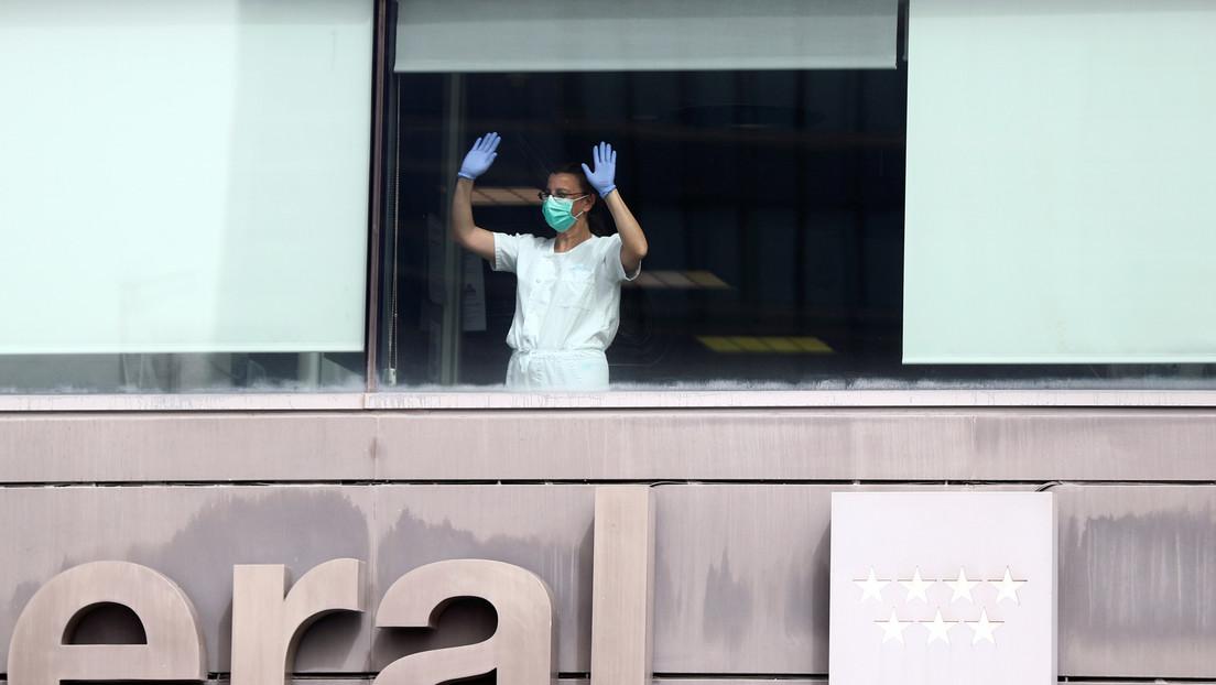 Las muertes por coronavirus en Europa superan la cifra de víctimas en Asia