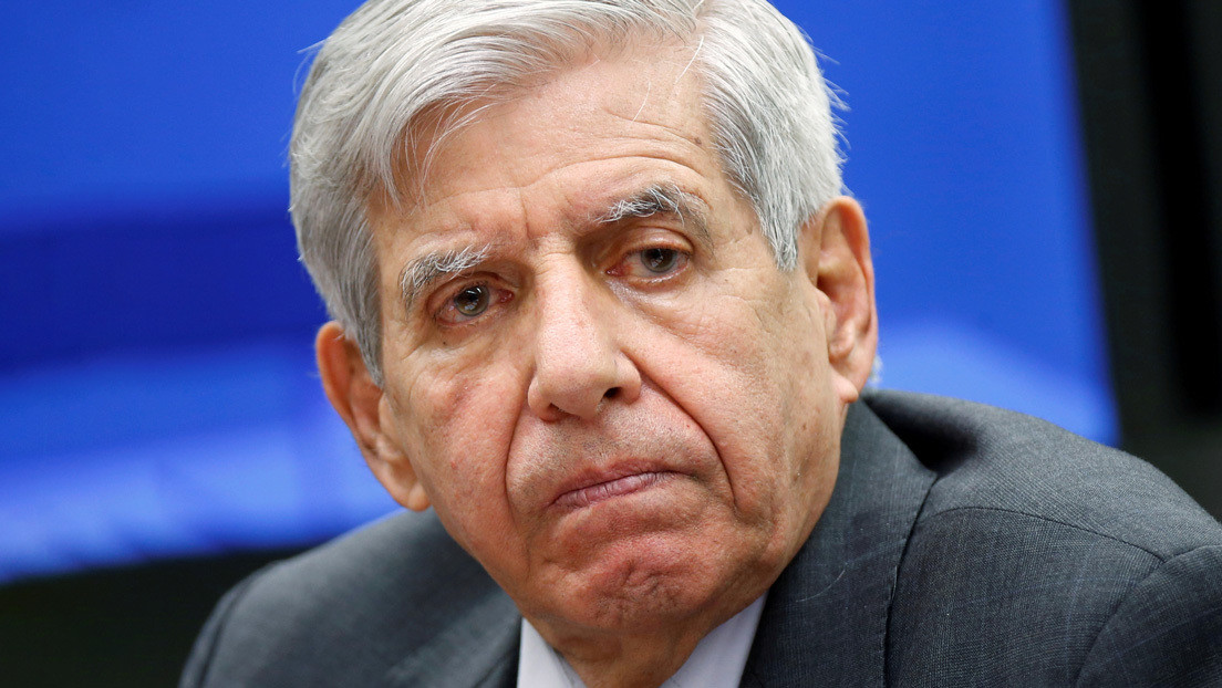 El ministro de Seguridad Institucional de la Presidencia de Brasil, Augusto Heleno, da positivo por coronavirus