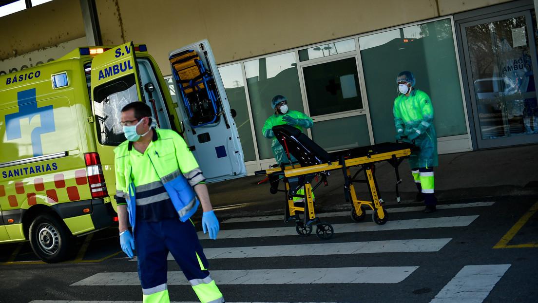 Los médicos de la UCI en España estiman que podría haber 87.000 muertes en el país si no se cumplen las medidas