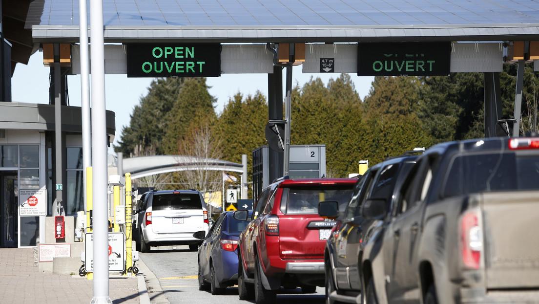 Trump anuncia el cierre temporal de la frontera con Canadá