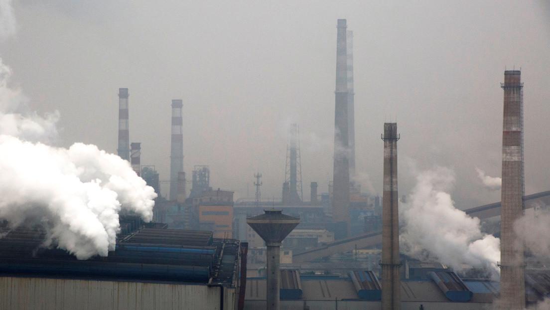 Científicos detectan una fuga de sustancias peligrosas para la atmósfera de la Tierra