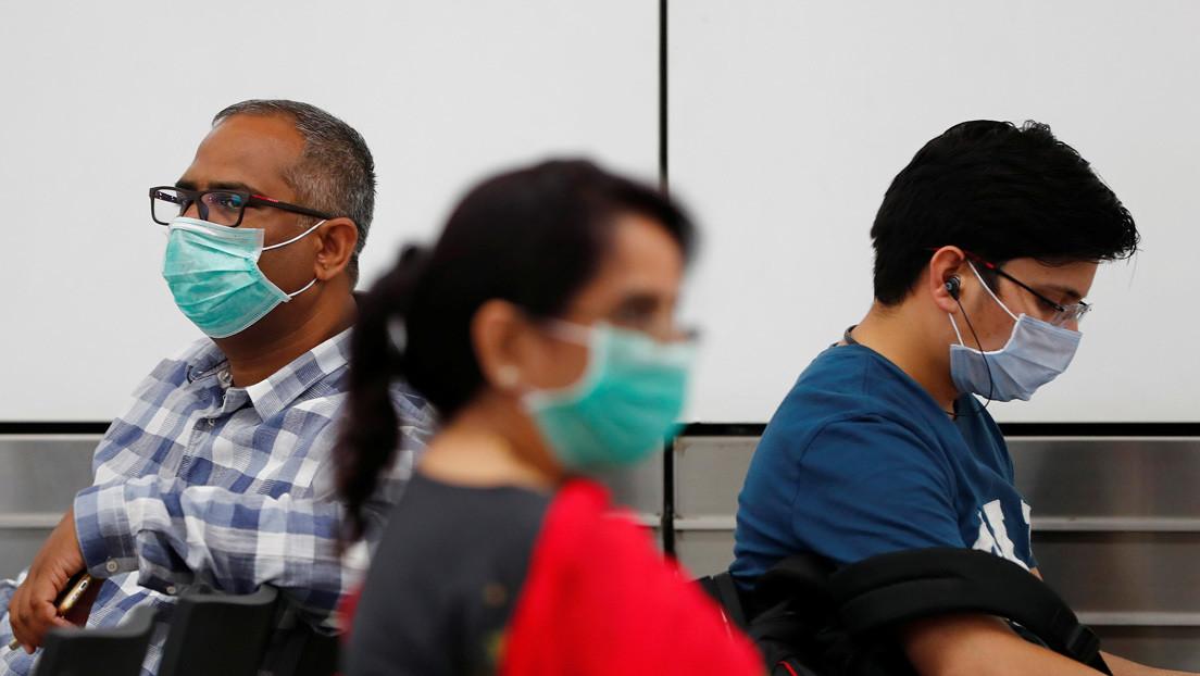 """""""¡Dispáranos y mátanos!"""": Autoridades indias desmienten la noticia falsa sobre caos en un aeropuerto por el coronavirus que un video viralizó"""
