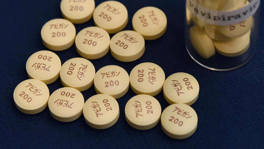 El fármaco japonés contra la gripe resulta eficaz en la lucha contra el coronavirus