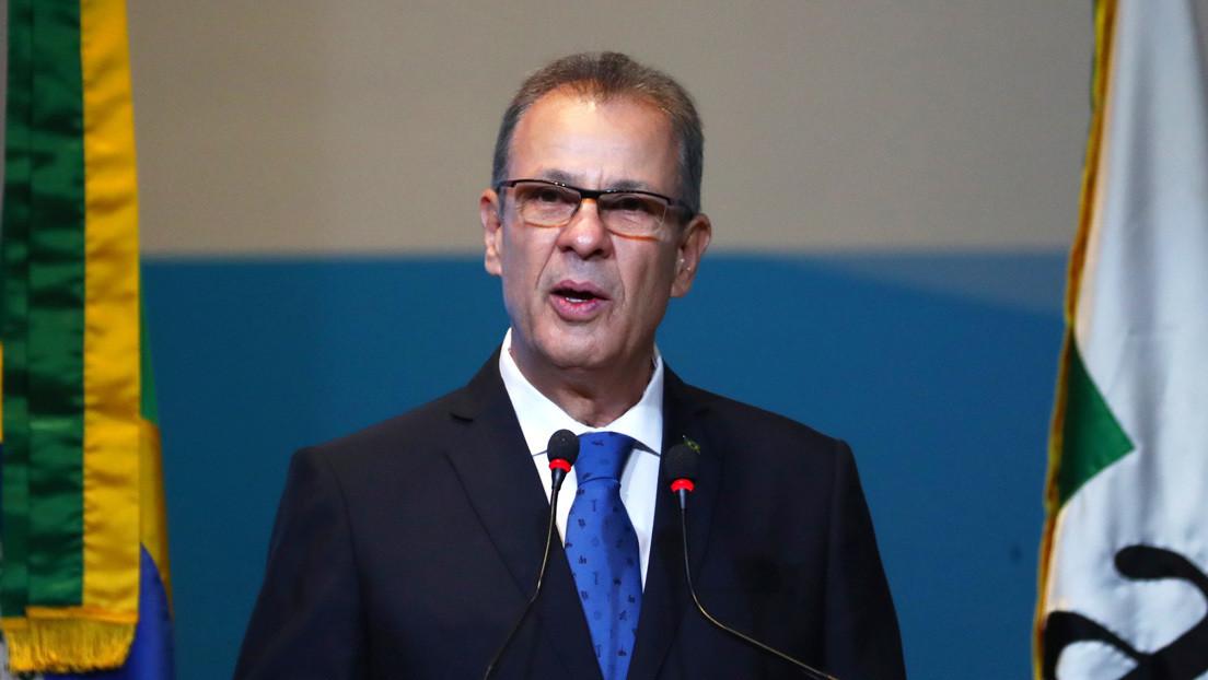 Ministro de Minas de Brasil da positivo por coronavirus