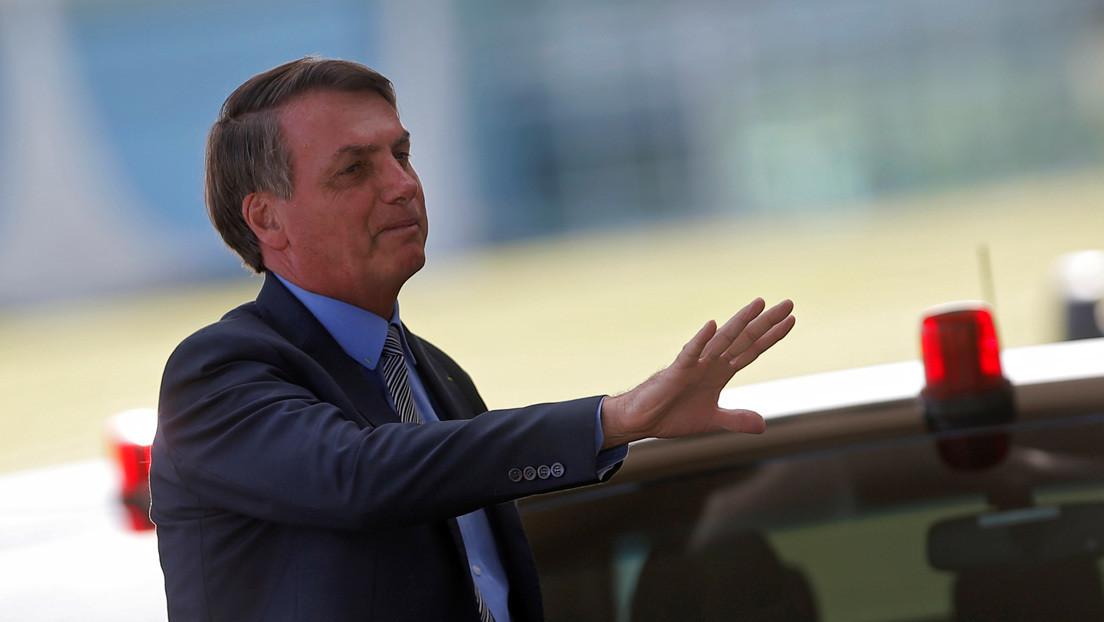 Bolsonaro ordena el cierre de la frontera con Venezuela
