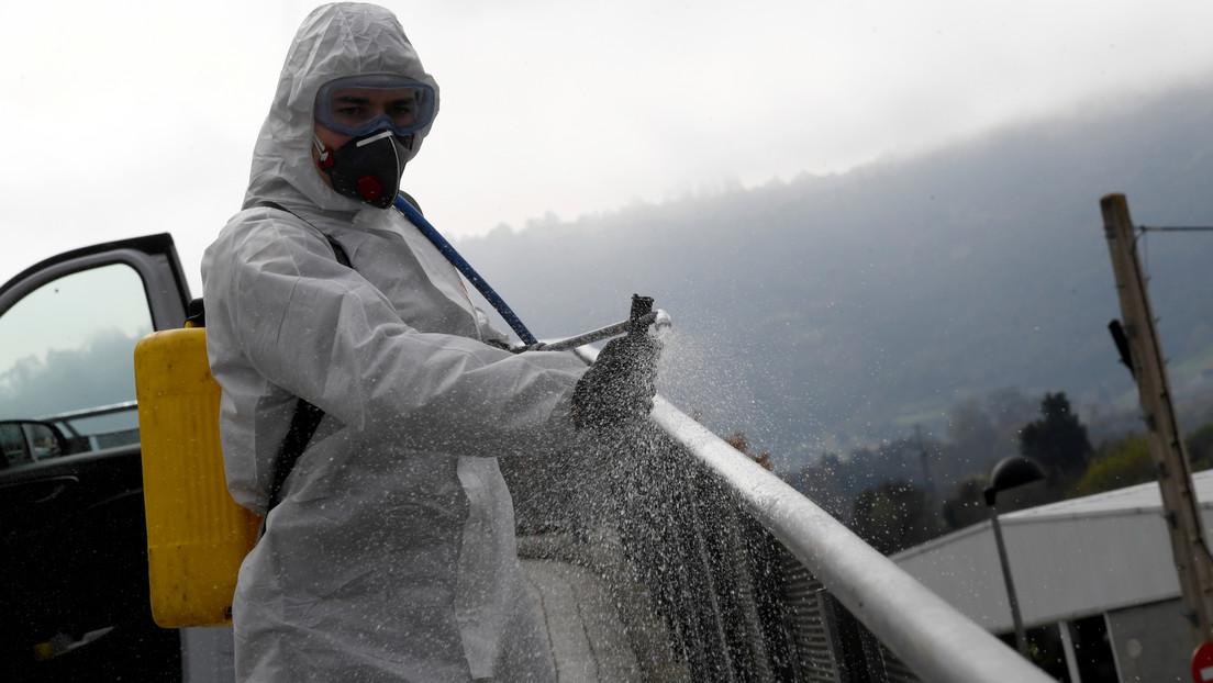 """La OMS declara al coronavirus """"enemigo de la humanidad"""" y """"amenaza sin precedentes"""""""
