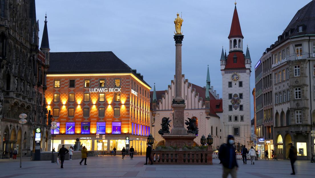 Alemania confirma más de 10.000 casos de coronavirus